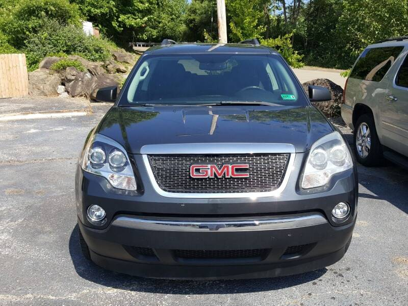 2011 GMC Acadia for sale at Riverside Auto Sales in Saint Albans WV