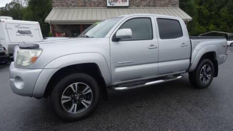 2006 Toyota Tacoma for sale at Driven Pre-Owned in Lenoir NC