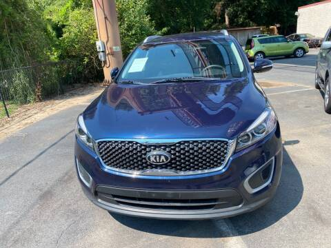2018 Kia Sorento for sale at J Franklin Auto Sales in Macon GA