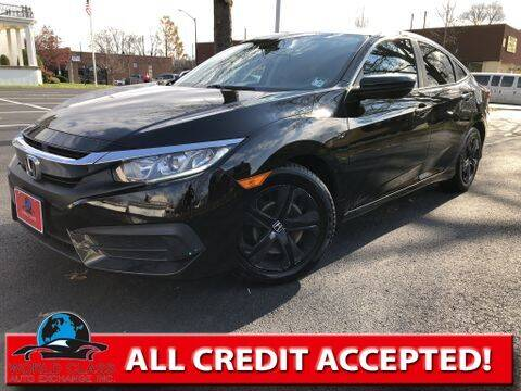 2016 Honda Civic for sale at World Class Auto Exchange in Lansdowne PA