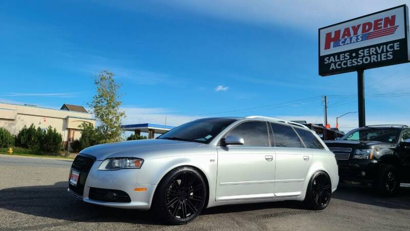 2008 Audi A4 for sale at Hayden Cars in Coeur D Alene ID