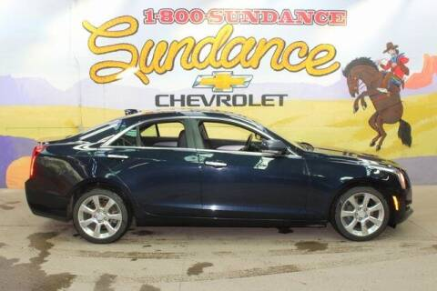 2016 Cadillac ATS for sale at Sundance Chevrolet in Grand Ledge MI