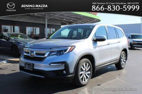 2019 Honda Pilot for sale at Bening Mazda in Cape Girardeau MO