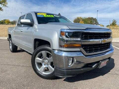 2018 Chevrolet Silverado 1500 for sale at UNITED Automotive in Denver CO