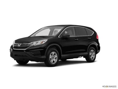 2016 Honda CR-V for sale at Meyer Motors in Plymouth WI