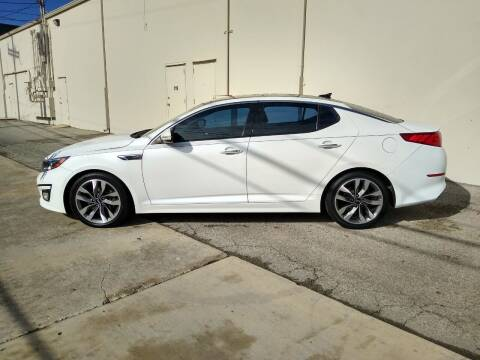 2014 Kia Optima for sale at 57 Auto Sales in San Antonio TX
