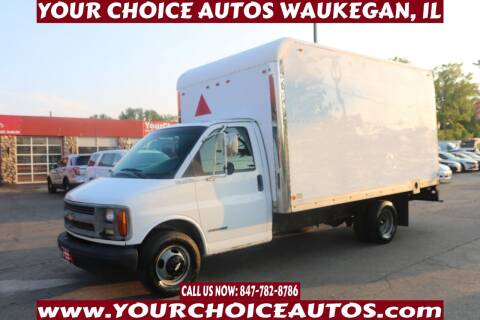 1999 Chevrolet Express Cutaway for sale at Your Choice Autos - Waukegan in Waukegan IL