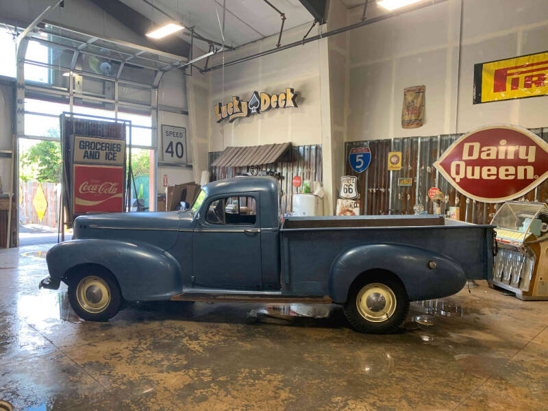 1947 Hudson Super Six for sale at Cool Classic Rides in Redmond OR