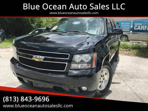 2010 Chevrolet Suburban for sale at Blue Ocean Auto Sales LLC in Tampa FL