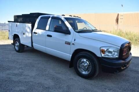 2008 Dodge Ram Pickup 2500 for sale at Paris Motors Inc in Grand Rapids MI