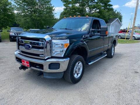 2012 Ford F-250 Super Duty for sale at AutoMile Motors in Saco ME