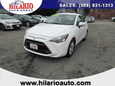 2016 Scion iA for sale at Hilario's Auto Sales in Worcester MA