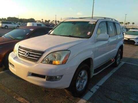 2005 Lexus GX 470 for sale at Adams Auto Group Inc. in Charlotte NC