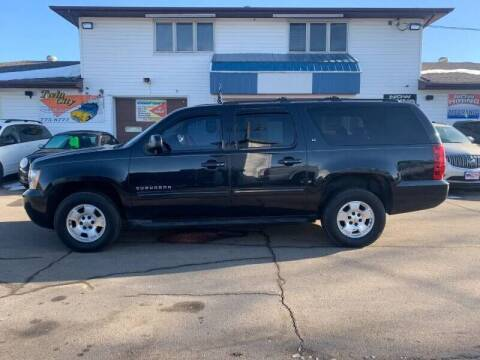 2013 Chevrolet Suburban for sale at Twin City Motors in Grand Forks ND