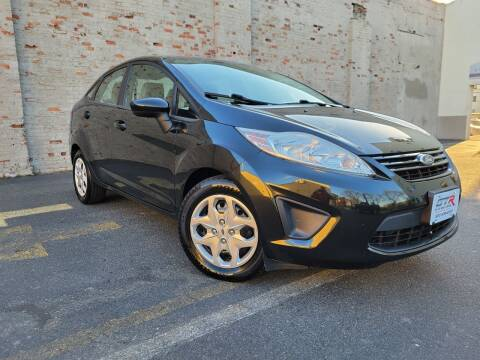 2013 Ford Fiesta for sale at GTR Auto Solutions in Newark NJ