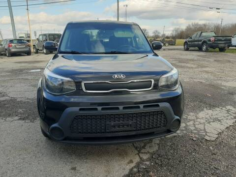 2014 Kia Soul for sale at John - Glenn Auto Sales INC in Plain City OH