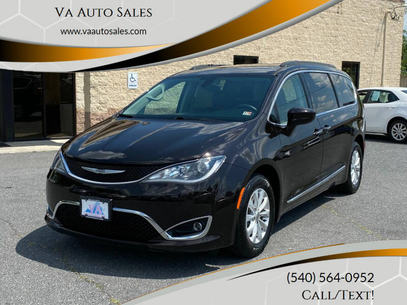 2017 Chrysler Pacifica for sale at Va Auto Sales in Harrisonburg VA