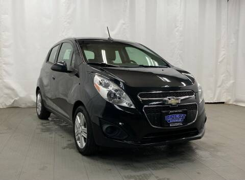 2013 Chevrolet Spark for sale at Direct Auto Sales in Philadelphia PA