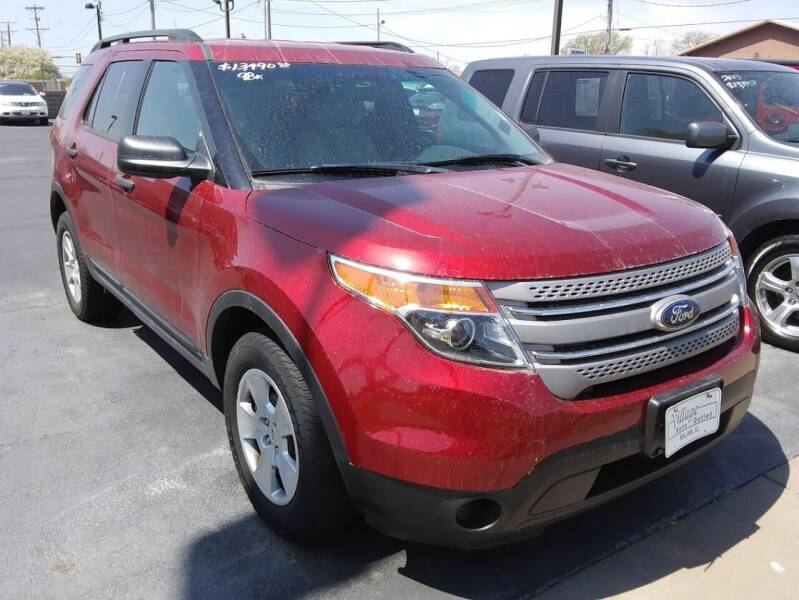 2014 Ford Explorer for sale at Village Auto Outlet in Milan IL