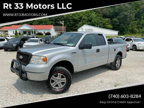 2007 Ford F-150 for sale at Rt 33 Motors LLC in Rockbridge OH