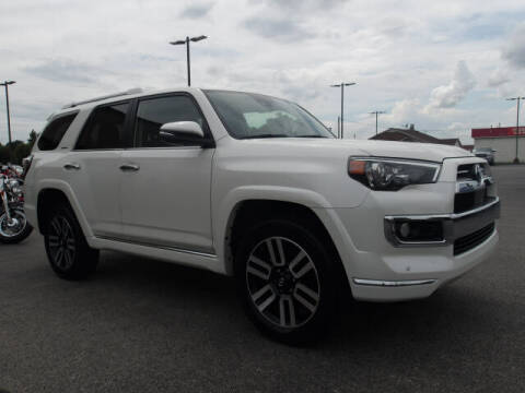 2020 Toyota 4Runner for sale at TAPP MOTORS INC in Owensboro KY