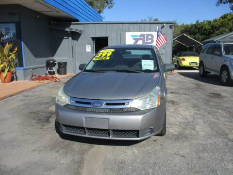 2008 Ford Focus for sale at AUTO BROKERS OF ORLANDO in Orlando FL