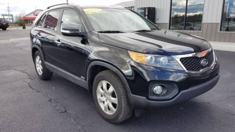 2013 Kia Sorento for sale at Moores Auto Sales in Greeneville TN
