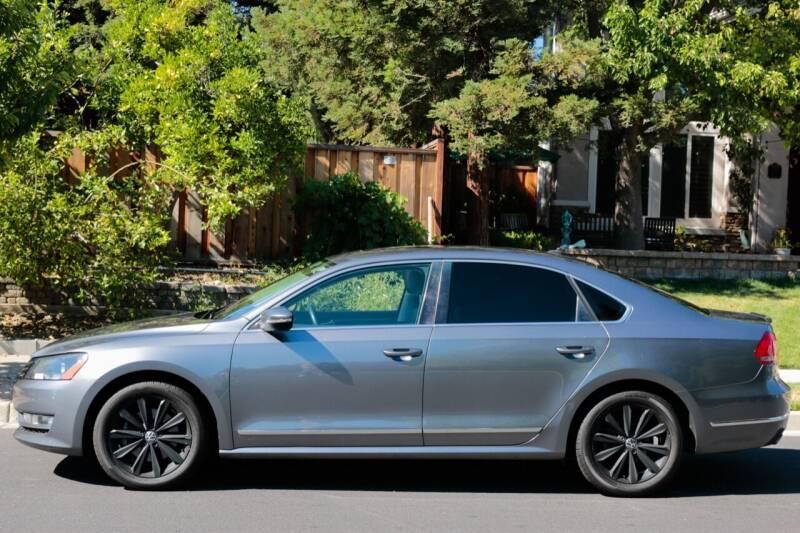 2012 Volkswagen Passat for sale at California Diversified Venture in Livermore CA