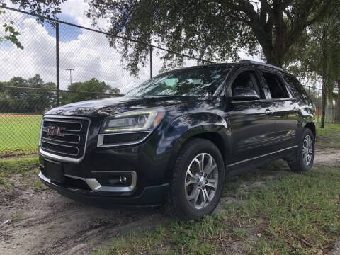 2015 GMC Acadia for sale at Auto Direct of South Broward in Miramar FL