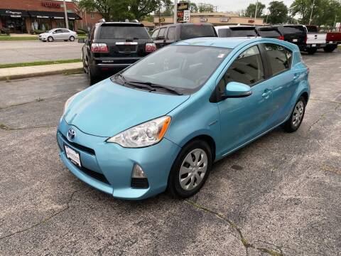 2012 Toyota Prius c for sale at AUTOSAVIN in Elmhurst IL