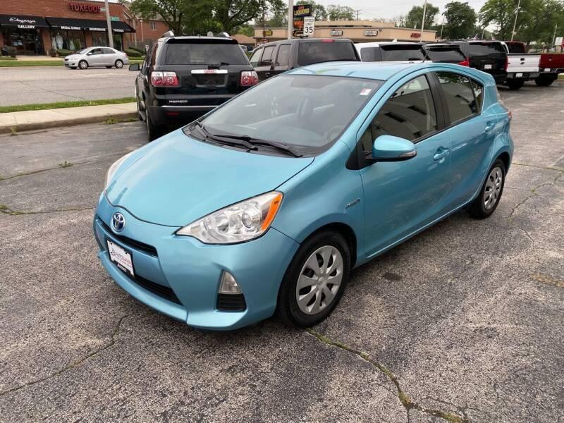 2012 Toyota Prius c for sale in Elmhurst, IL