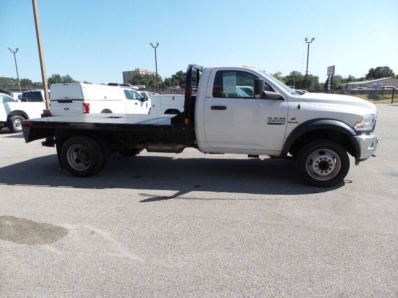 2018 RAM Ram Chassis 4500 4X2 2dr Regular Cab 168.5 in. WB - Houston TX