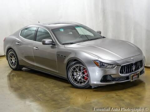 2014 Maserati Ghibli for sale at Preferred Auto Sales in Tyler TX