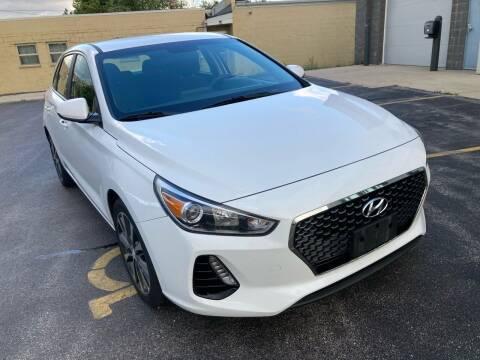2019 Hyundai Elantra GT for sale at RABIDEAU'S AUTO MART in Green Bay WI