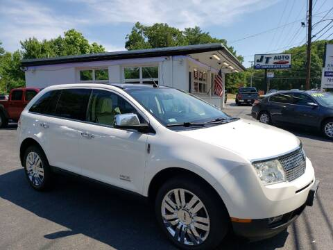 2010 Lincoln MKX for sale at Highlands Auto Gallery in Braintree MA
