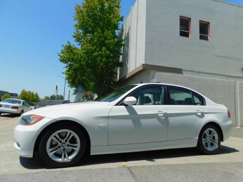 2008 BMW 3 Series for sale at Conti Auto Sales Inc in Burlingame CA