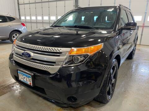 2014 Ford Explorer for sale at RDJ Auto Sales in Kerkhoven MN