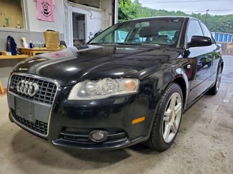2008 Audi A4 for sale at MX Motors LLC in Ashland MA