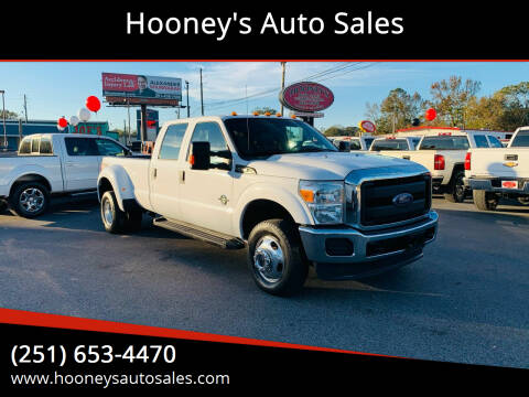 2016 Ford F-350 Super Duty for sale at Hooney's Auto Sales in Theodore AL