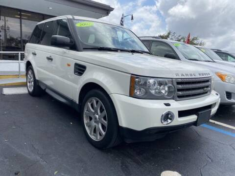 2007 Land Rover Range Rover Sport for sale at Mike Auto Sales in West Palm Beach FL