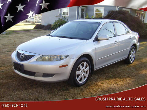 2005 Mazda MAZDA6 for sale at Brush Prairie Auto Sales in Battle Ground WA
