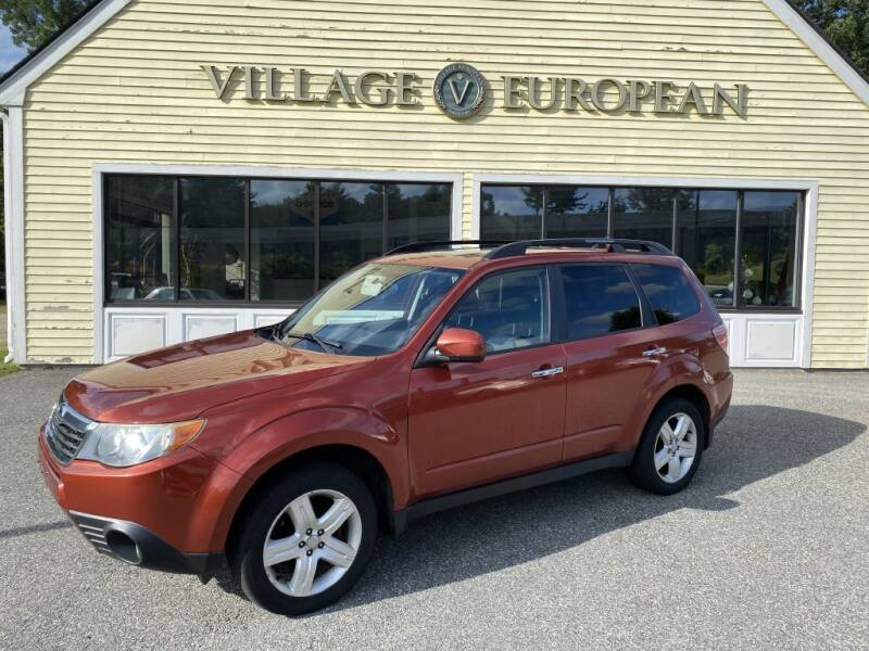 2010 Subaru Forester for sale at Village European in Concord MA