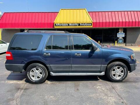 2015 Ford Expedition for sale at Affordable Mobility Solutions, LLC - Standard Vehicles in Wichita KS