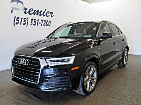 2016 Audi Q3 for sale at Premier Automotive Group in Milford OH