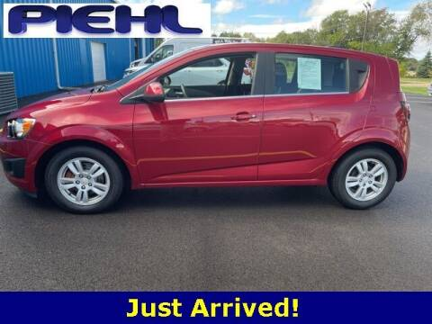 2015 Chevrolet Sonic for sale at Piehl Motors - PIEHL Chevrolet Buick Cadillac in Princeton IL
