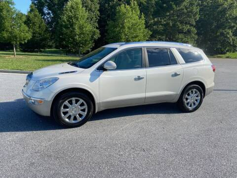 2012 Buick Enclave for sale at GTO United Auto Sales LLC in Lawrenceville GA