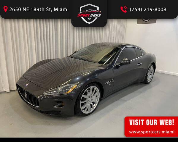2008 Maserati GranTurismo for sale in Miami, FL