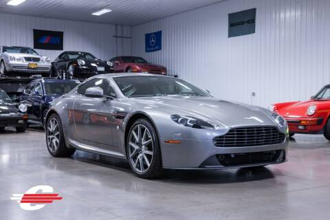 2012 Aston Martin V8 Vantage for sale at Cantech Automotive in North Syracuse NY