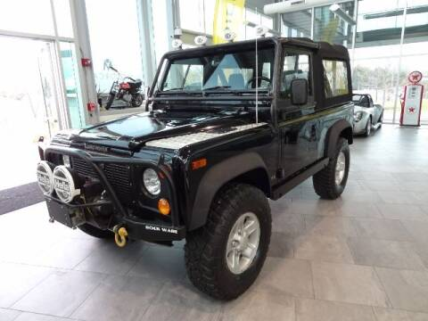 1995 Land Rover Defender for sale at Motorcars Washington in Chantilly VA