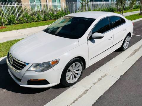 2011 Volkswagen CC for sale at LA Motors Miami in Miami FL